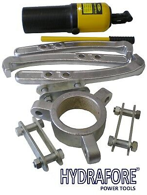 Hydraulic gear puller ball bearing extractor 3 jaw 50 ton L-50 IE