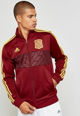 Spain Spain Adidas Jacket Training Training Jacket Worldwide 2018 Red