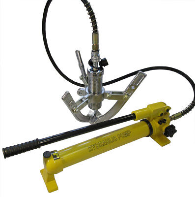 Hydraulic gear puller ball bearing WITH Pump 3 jaw 10 ton L-10F-MP IE