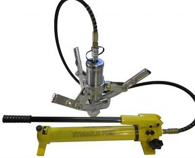 Hydraulic gear puller ball bearing WITH Pump 3 jaw 20 ton L-20F-MP IE