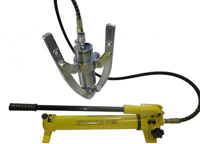 Hydraulic gear puller ball bearing WITH Pump 3 jaw 30 ton L-30F-MP IE