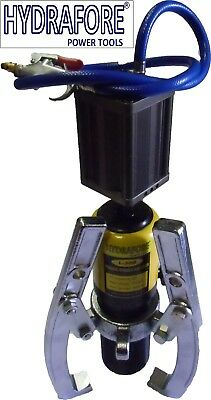 Air driven Hydraulic gear puller ball bearing extractor 3 jaw 30 ton L-30Q IE