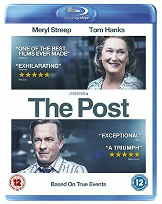 The Post [Blu-ray] [2018] - DVD  D1VG The Cheap Fast Free Post