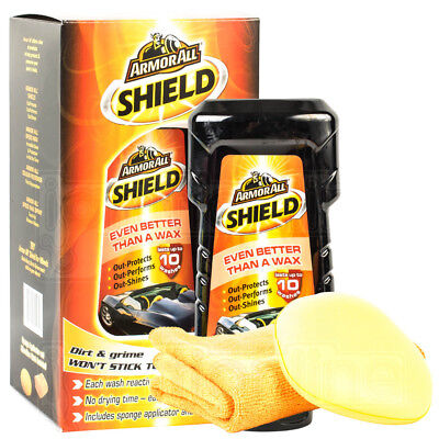 Armorall SHIELD Even Better Than A Wax Car Polish Shine & Protection 500ml