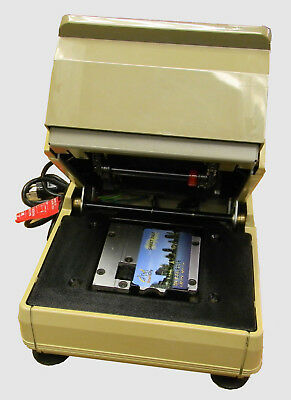 Datacard Addressograph 861 Electric Credit Card Imprinter