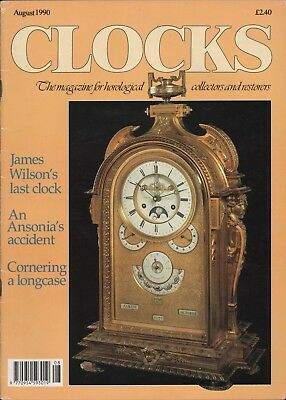 Ledds. John Dyson & Sons. Grandmother Clocks. Longcase Brackets.   HL6.917
