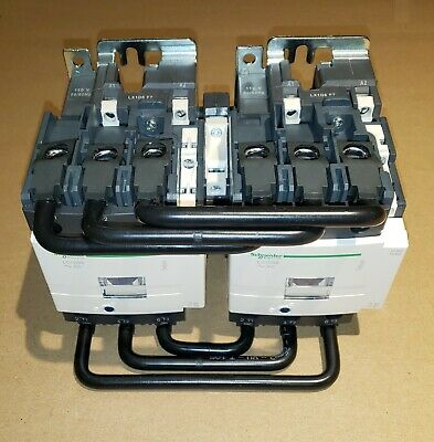 LC2D40F7 - Schneider Electric Reversing Contactor