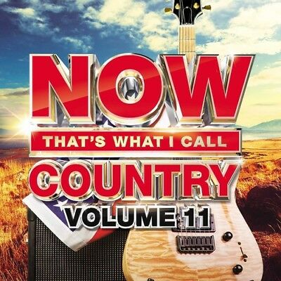 Various Artists - Now Country 11 (Various Artists) [New CD]