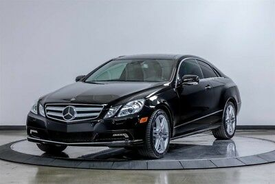 2010 Mercedes-Benz E-Class  2010 Mercedes-Benz E350 E-Class E 350 CPO Warranty 1 Owner Clean Carfax