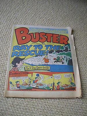 Buster Comic 14th may 1983