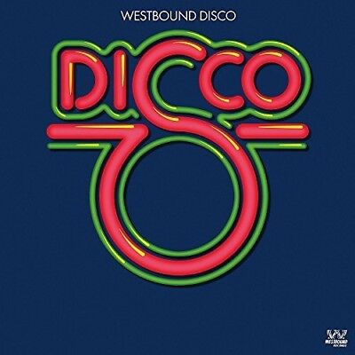 Various Artists - Westbound Disco / Various [New CD] UK - Import