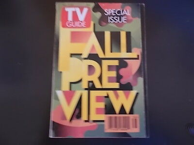 Fall Preview - TV Guide Magazine 1994