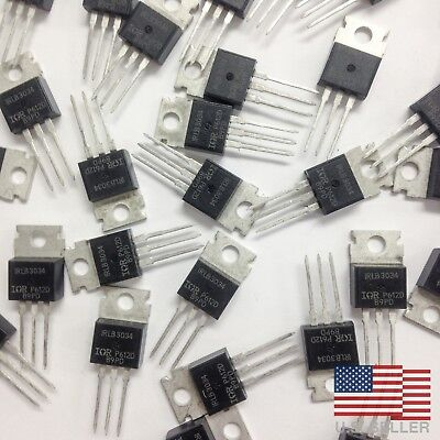 IRLB3034 HEXFET Power MOSFET TO-220 - Lots of 5, 10