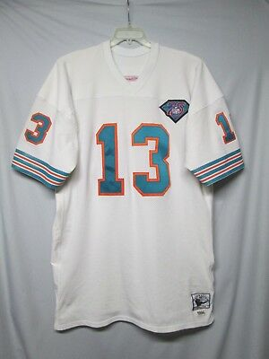 cheap for discount 4bebe 61fd7 norway mitchell and ness dan marino jersey miami dolphins 13 ...