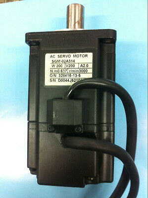 1pcs new in box  Yaskawa servo motor SGM-02A314 with 60days warranty