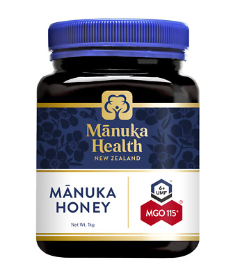 Manuka Health-Manuka Honey MGO 100+ 1kg