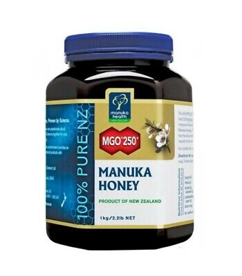 Manuka Health-Manuka Honey MGO 250+ 1kg