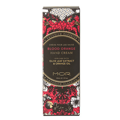 MOR-Emporium Classics Blood Orange Hand Cream 100ml