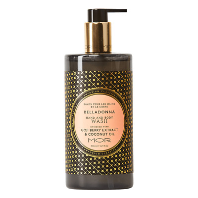 MOR-Emporium Classics Belladonna Hand and Body Wash 500ml