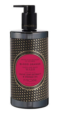 MOR-Emporium Classics Blood Orange Hand and Body Wash 500ml