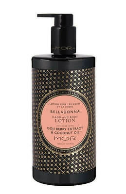 MOR-Emporium Classics Belladonna Hand and Body Lotion 500ml