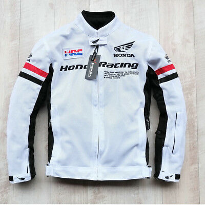 Racing Jacket Summer automobile race clothing motorcycle clothes for Honda mesh