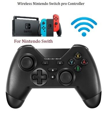 Wireless Nintendo Switch NS Pro Game Console Controller gamepad Dual shock