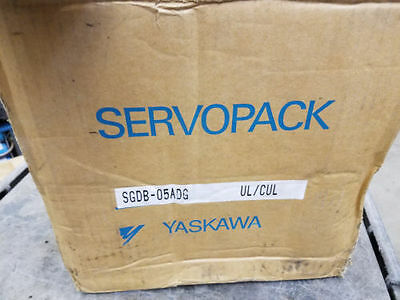 1PCS NEW IN BOX Yaskawa servo driver SGDB-05ADG New*