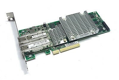 HP NC522SFP 10 Gigabit 10GBe SFP+ Dual Port Server Adapter 468349-001 468330-002