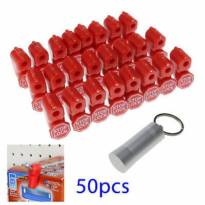 50 Retail Security Stop Lock Magnetic Detacher Key Display Hook For Shop Store