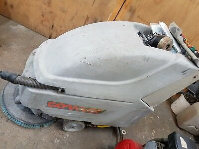 Comac Simpla Bt Scrubber Dryer Scrubbing / Cleaning Machine For Spares Or Repair