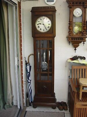 Westminster grandfather/longcase clock
