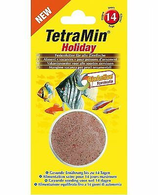 Tetra Tropical 14 Day Holiday Vacation Tetramin Fish Food Aquarium Fishtank UK
