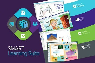 SMART Board software - 3 year SMART Learning Suite License - UK Only