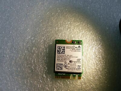 Intel Dual Band Wireless-AC 3160 Notebook Wlan Karte Model 0N2VFR