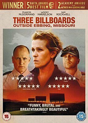 Three Billboards Outside Ebbing, Missouri [DVD] [2018] - DVD  CSVG The Cheap