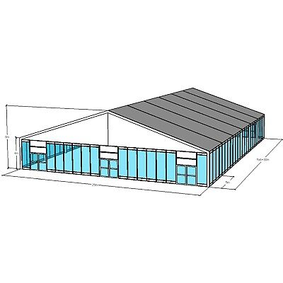 Brand New Expo Centre - Exhibit Hall - Event Hall - Glass Marquee - Party Tent