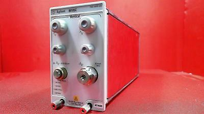 Agilent 86105C 9GHz Optical 20GHz electrical sampling module*Opts In Description