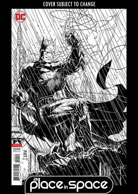 Justice League, Vol. 3 #1C - Jim Lee Inks Only Variant (Wk23)