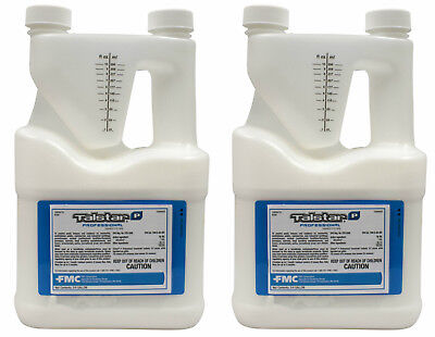 2 Jugs -Talstar P 3/4 Gallon Mosquito Killer Bug Insect Spray Multi-Insecticide