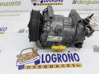 Compresor aire acondicionado CITROEN C4 berlina collection 2004 9651910980