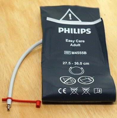 Philips M4555B 27.5-36.0cm Easy Care Adult Arm Cuff 1 Hose