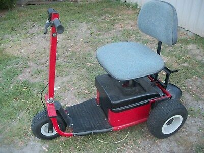 Parmaker Ride-on Golf Buggy