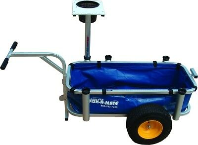 Fish-N-Mate 129 Jr Cart Liner Blue Vinyl