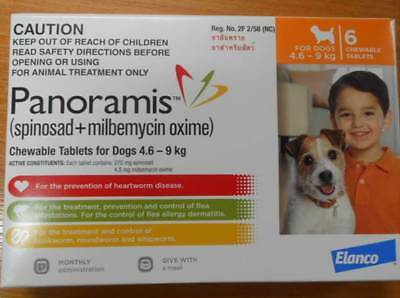 STOCKS CLEARANCE! MEANT for SMALL DOGS 10.1-20LBS 6 TABLETS 6 MONTHS EXP 08/2018