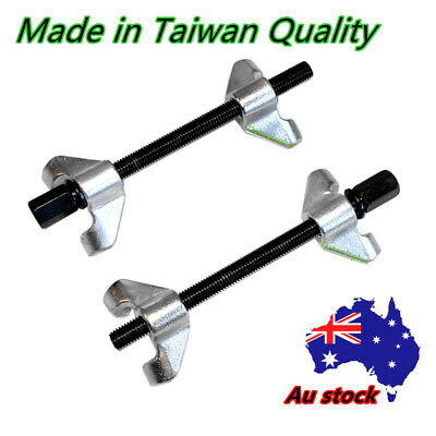 Pair of coil spring Compressor 2PCS Strut Clamp 4 Jaw Made In TaiWan Quality