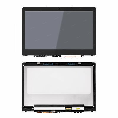 5B20M35844 11.6'' FHD LCD Touch Screen Assembly +Bezel For Lenovo Yoga 710-11IKB