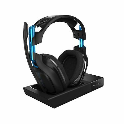Astro Gaming A50 Wireless Headset (PS4/Mac OS/PC) PlayStation 4 .