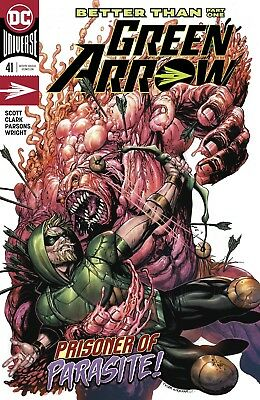 Green Arrow #41 Dc Comics Near Mint 6/6/18