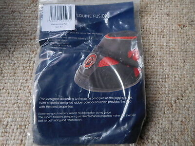 Pair Of Equine Fusion Dampening Pads Size 13
